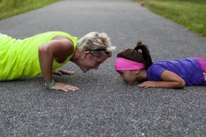 trening intensywny