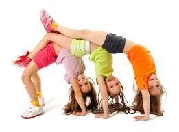 Uczymy dzieci od małego, że sport to zdrowie.